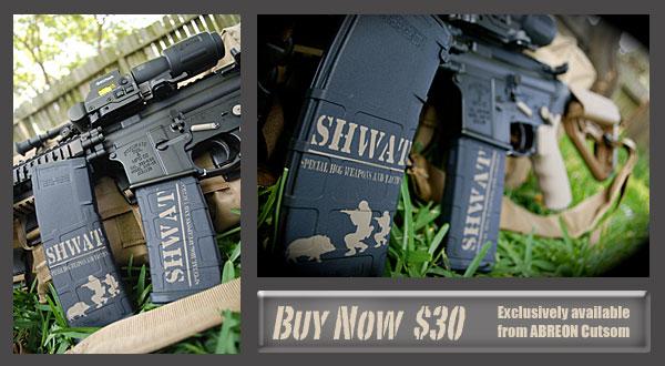 SHWAT Mag